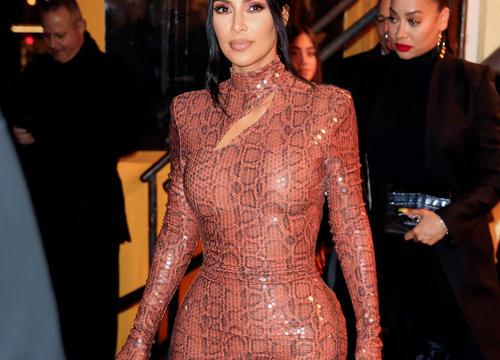 Kim Kardashian Shares How Her New KKW Body Makeup Can Cover Up Psoriasis