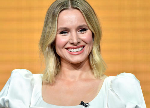 The Simple Trick Kristen Bell Uses to Chill Out Whenever She Feels Angry