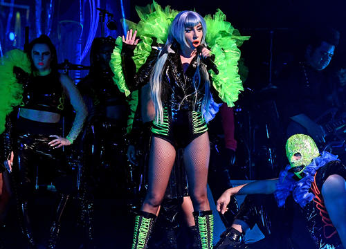 Lady Gaga Shared Her Post-Show Recovery Routine and It Sounds Excruciating