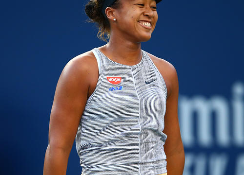 Why Our Eyes Will Be Glued to Naomi Osaka During This Year's U.S. Open