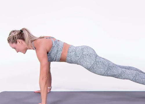 4 Push-Up Variations That'll Help You Finally Master This Move
