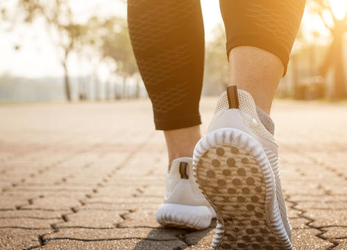 Why It's Perfectly Acceptable to Walk During Your Runs