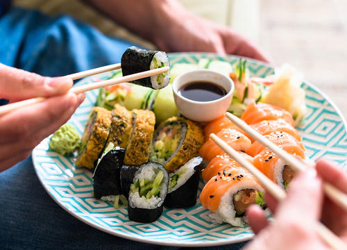 Can You Eat Sushi While Pregnant?