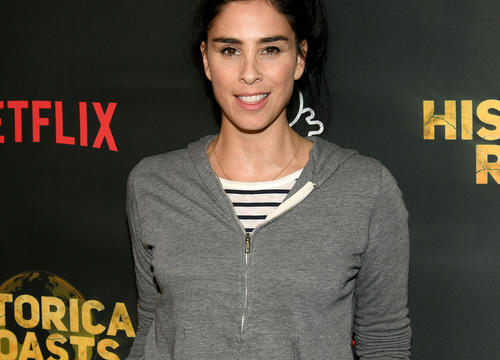 """Sarah Silverman's """"Finger Joint Thing Exploded"""" and It Looks So Painful"""