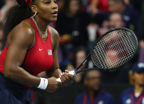 Serena Williams' Message to Working Moms Will Make You Feel Seen