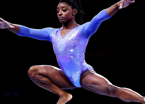 Simone Biles Is Now the Most Decorated Gymnast In World Championships History