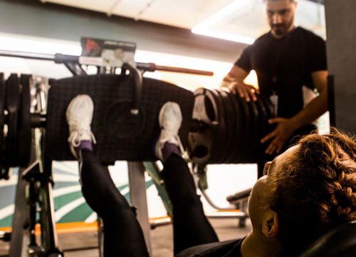 How to Use the Leg Press Machine