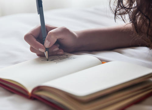You Can Journal Your Way to Better Sex—Here's How, According to Experts