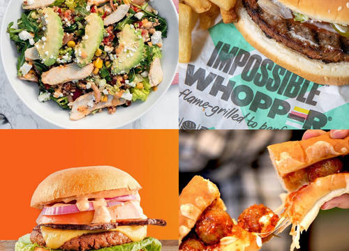 10 Vegan Fast Food Menu Items from Your Favorite Eateries