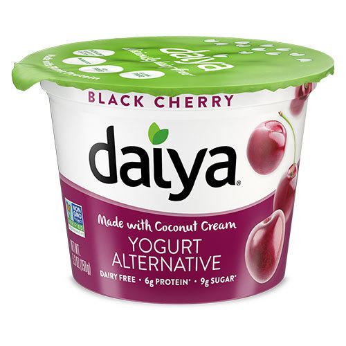 daiya vegan yogurt alternative