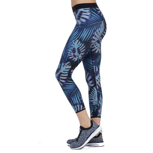 0e89200a70193 Jungle-Themed Workout Leggings | Shape Magazine