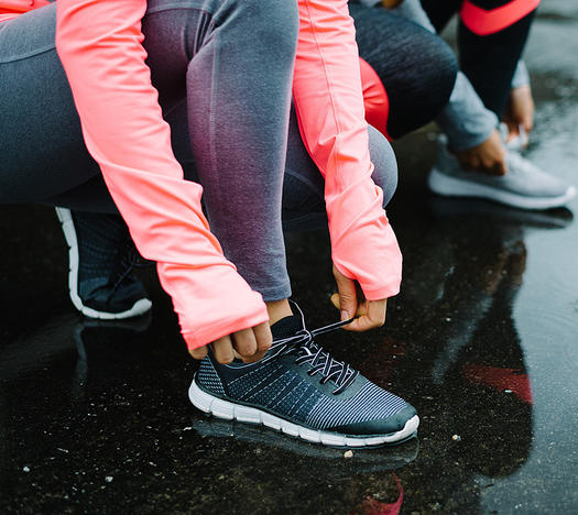 best shoes for running in rain