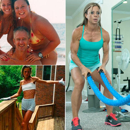 7de855caae9 Fat to Fitness Expert: 16 Personal Trainers' Before and After Weight ...