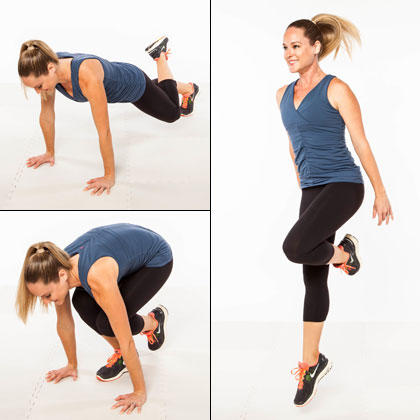 circuit training the onceaweek workout plan for women