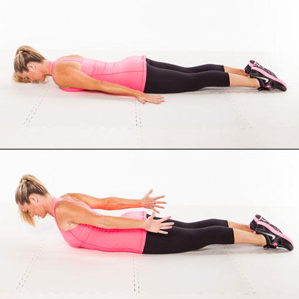 best back exercise for women cobra extension