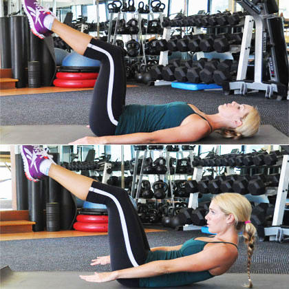 hiit abs workout burn belly fat in 10 minutes  shape