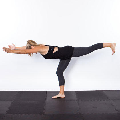 the best yoga poses for a flat stomach  shape magazine