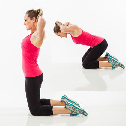 bodyweight workout the ultimate abs and back workout plan