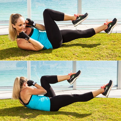 home workout boxing workout for women  shape magazine