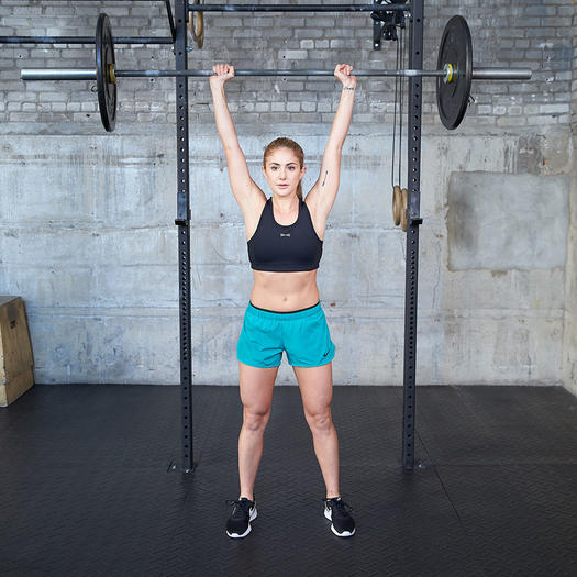 Barbell Exercises Every Woman Should Master | Shape Magazine