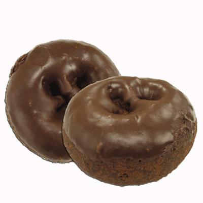 Top Pot Doughnuts Seattle Plain Chocolate Cake Donut