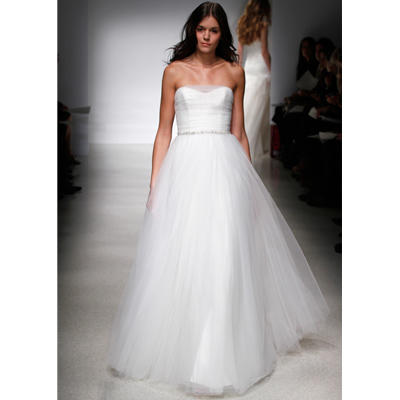 37807a06ce40 Wedding Dresses: Our Favorite Styles Hot Off the Runway | Shape Magazine