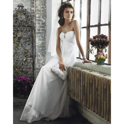 a0b845e6791f0 Wedding Dresses: Our Favorite Styles Hot Off the Runway | Shape Magazine