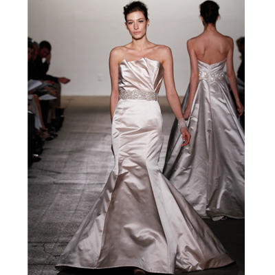 e941d052a0f Wedding Dresses  Our Favorite Styles Hot Off the Runway
