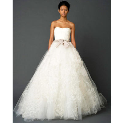 05b668dbc6e Wedding Dresses  Our Favorite Styles Hot Off the Runway