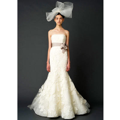 55f2d780e02c Wedding Dresses: Our Favorite Styles Hot Off the Runway | Shape Magazine