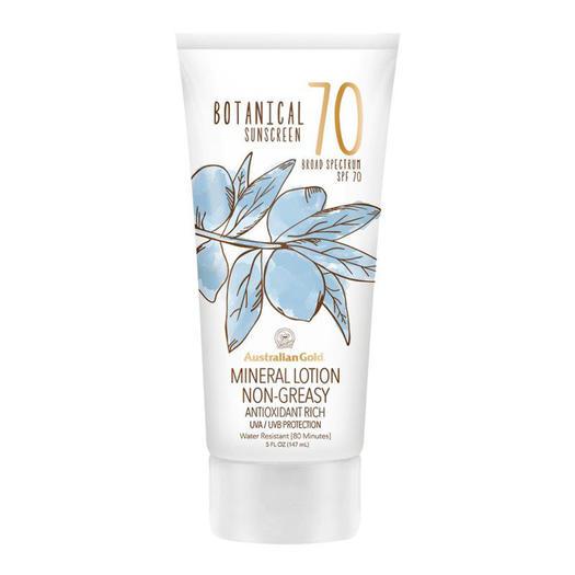 australian gold mineral sunscreen non-greasy lotion