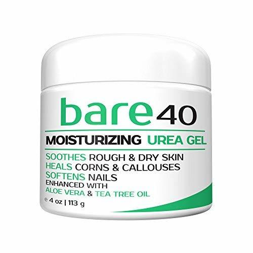 Bare Urea 40% Percent Cream for Hands, Feet, Elbows and Knees best foot care products