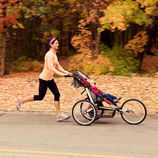 Moms jogging to find sex
