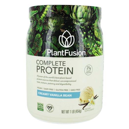 best vegan protein powder plant fusion