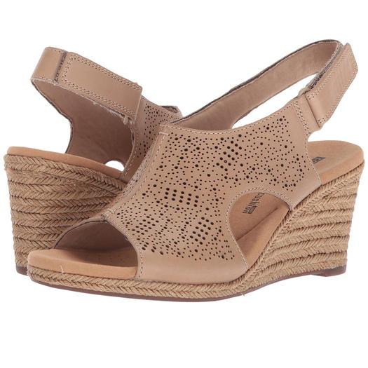 best-walking-shoes-clarks-wedge-sandals