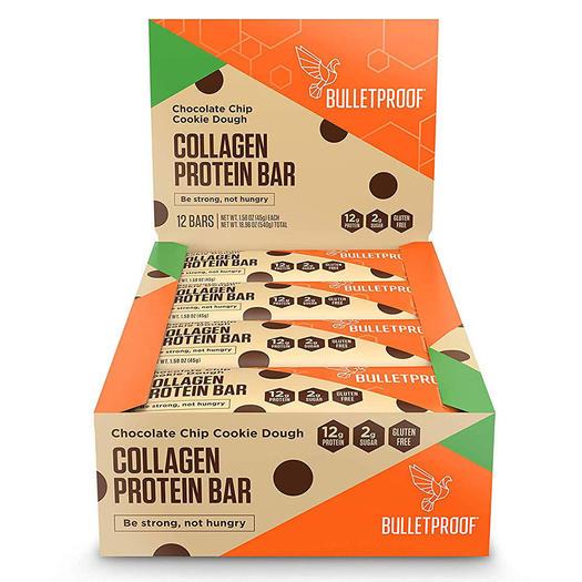 BulletProof Collagen keto Protein Bars