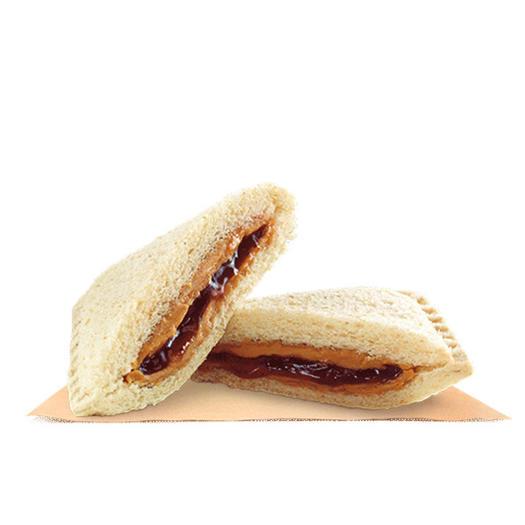 burger king healthy breakfast pb&j jamwich