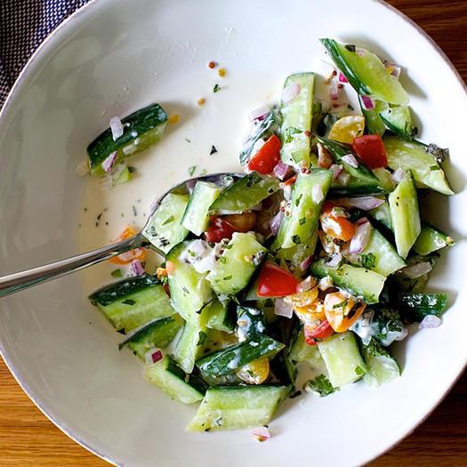 10 Healthy Cucumber Recipes Shape Magazine