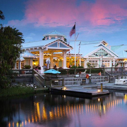 Disney's Old Key West Resort best disney hotels for runners