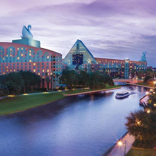 disney swan dolphin resort best disney hotels for runners