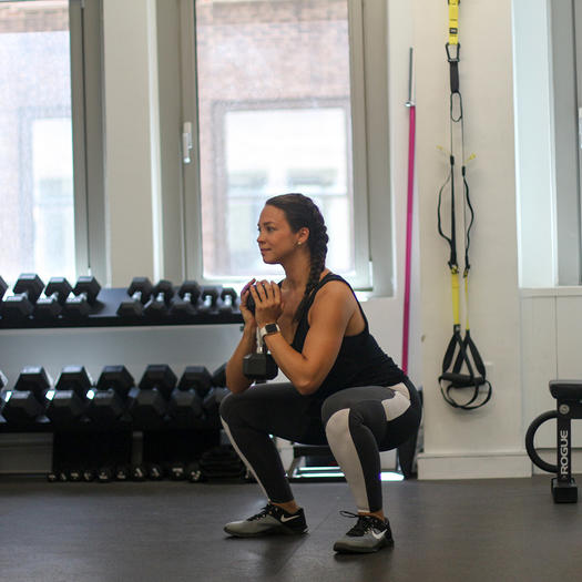The Essential Heavy Dumbbell Workout for Women   Shape Magazine