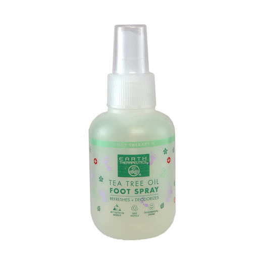best foot care products tea tree oil foot spray