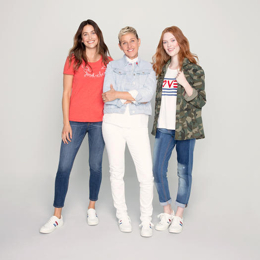 81532ae15c74e6 10 Best Athleisure Finds from Ellen DeGeneres' Walmart Line   Shape ...