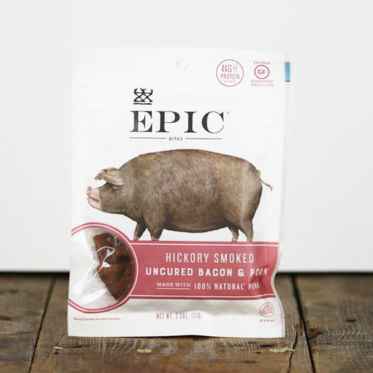 epic bacon bites healthy jerky