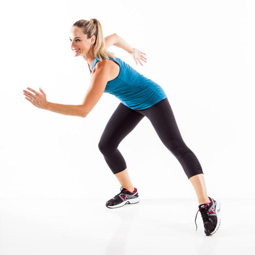 Try This Low Impact Hiit Workout At Home Shape Magazine