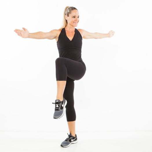 15-Minute HIIT Workout to Beat Belly Fat | Shape Magazine