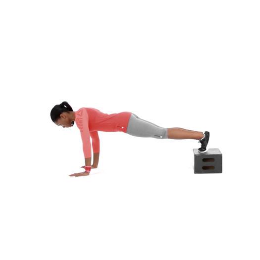 Step-It-Up Plyometric Total Body Workout | Shape Magazine