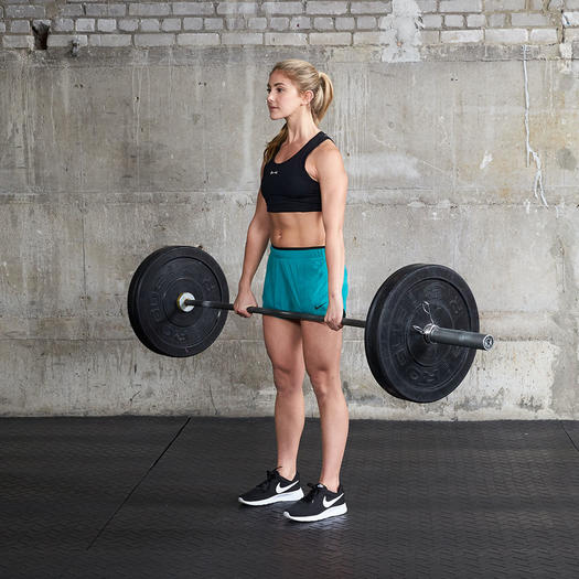 Barbell Exercises Every Woman Should Master Shape Magazine