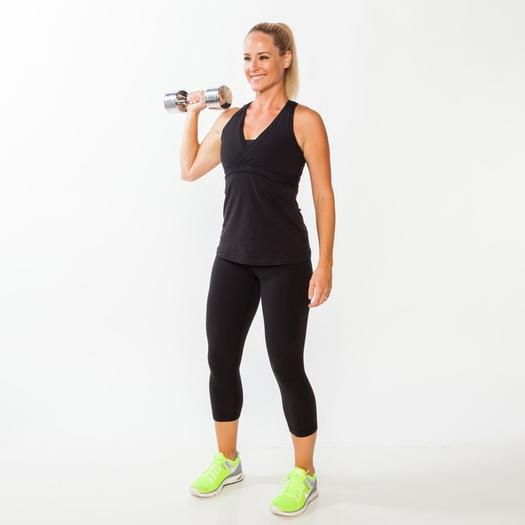 Total Body Heavy Weights Workout to Burn Fat | Shape Magazine