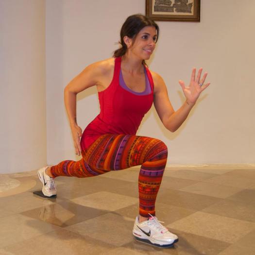 Sliding Plates Workout